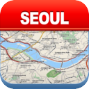 Seoul Offline Map - City Metro Airport